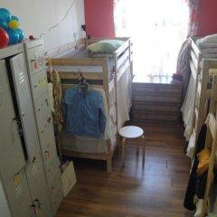 Ok Хостел Кровать в женском общем номере с двухъярусными кроватями