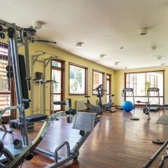 Borika Hotel Чепеларе фитнесс-зал фото 2