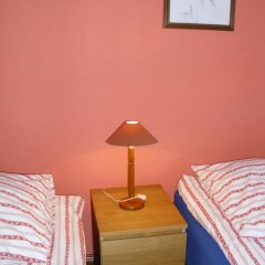 Отель Pokoje Goscinne Irene Номер с общей ванной комнатой с различными типами кроватей (общая ванная комната) фото 9