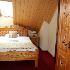 Отель Pensjonat Zakopianski Dwór 3* Стандартный номер с различными типами кроватей фото 6