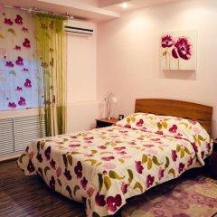 Hotel Olimpiya 3* Улучшенный номер с двуспальной кроватью фото 3