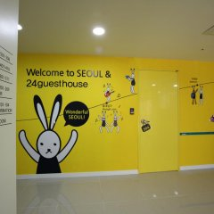 Отель 24 Guesthouse Namsan Южная Корея, Сеул - отзывы, цены и фото номеров - забронировать отель 24 Guesthouse Namsan онлайн интерьер отеля фото 2
