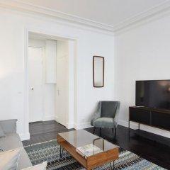 Отель Parisian Home - Appartements Montorgueil Apartment Франция, Париж - отзывы, цены и фото номеров - забронировать отель Parisian Home - Appartements Montorgueil Apartment онлайн комната для гостей фото 4