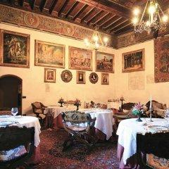 Отель Castello Di Pavone питание