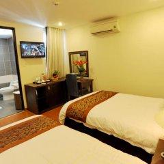 Hanoi Golden Hotel 3* Улучшенный номер с 2 отдельными кроватями фото 4