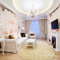 Гостиница Vip-kvartira Kirova 3 Улучшенные апартаменты с различными типами кроватей фото 27