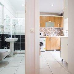 Апартаменты Feyza Apartments Студия Делюкс с различными типами кроватей фото 16