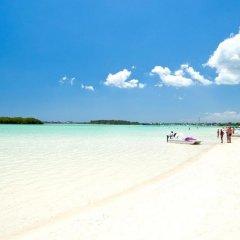 Отель Gusto Tropical Dependance Доминикана, Бока Чика - отзывы, цены и фото номеров - забронировать отель Gusto Tropical Dependance онлайн пляж фото 2