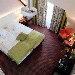 Hotel Exquisit 4* Стандартный номер с различными типами кроватей фото 5