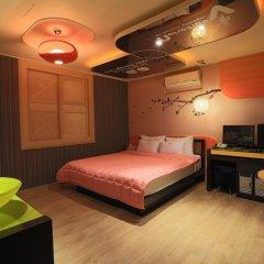 Haeundae Grimm Hotel 2* Номер Делюкс с различными типами кроватей фото 22