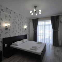 Гостиница Тихая Гавань комната для гостей фото 4
