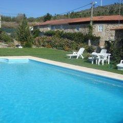 Отель Casa do Lagar бассейн