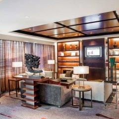 Отель Pan Pacific Xiamen 5* Улучшенный номер с различными типами кроватей фото 2