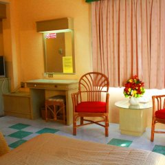 Pattaya Garden Hotel 3* Вилла с различными типами кроватей фото 9