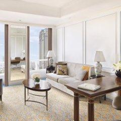 Отель Intercontinental Singapore 5* Номер Делюкс с различными типами кроватей фото 4