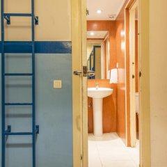 Отель Equity Point Sea Испания, Барселона - отзывы, цены и фото номеров - забронировать отель Equity Point Sea онлайн ванная