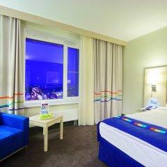 Гостиница Park Inn Астрахань 4* Номер Бизнес с различными типами кроватей фото 4