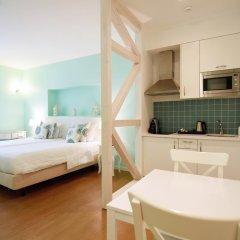 Апартаменты Rossio Apartments Студия с различными типами кроватей фото 23