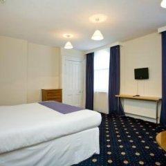 Queens Hotel 3* Стандартный номер с различными типами кроватей фото 29