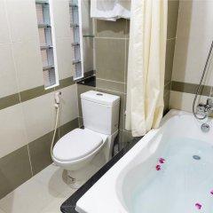 Апартаменты Thao Nguyen Apartment Стандартный номер с различными типами кроватей фото 4