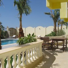 Отель Villa Shahrazad Hurghada бассейн фото 2