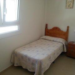 Отель Hostal Málaga Стандартный номер с различными типами кроватей фото 2