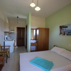 Апартаменты Elena Apartments & Studios Ситония комната для гостей фото 2