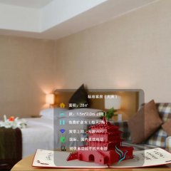 Отель SKYTEL 4* Стандартный номер фото 2