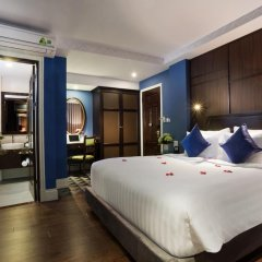 O'Gallery Premier Hotel & Spa 4* Номер Делюкс с различными типами кроватей фото 3