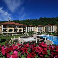Отель Park Hotel Pirin Болгария, Сандански - отзывы, цены и фото номеров - забронировать отель Park Hotel Pirin онлайн бассейн фото 2