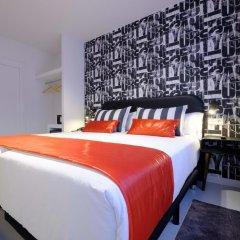 Cosmov Bilbao Hotel** 2* Стандартный номер с двуспальной кроватью фото 2