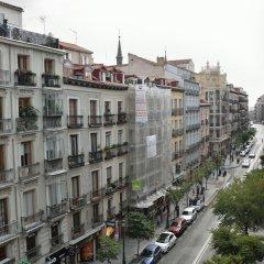 Отель Hostal Patria Madrid Испания, Мадрид - отзывы, цены и фото номеров - забронировать отель Hostal Patria Madrid онлайн балкон