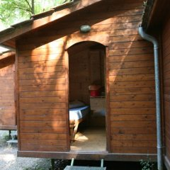 Отель Seven Hills Village Номер категории Эконом с двуспальной кроватью (общая ванная комната) фото 2