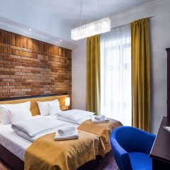 Отель Palazzo Rosso Польша, Познань - отзывы, цены и фото номеров - забронировать отель Palazzo Rosso онлайн комната для гостей фото 10