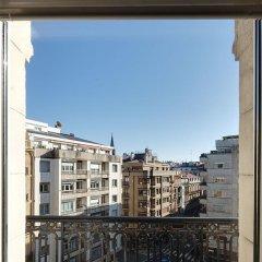 Hotel Londres y de Inglaterra 4* Стандартный номер с различными типами кроватей фото 5