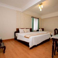 Galaxy 2 Hotel 3* Улучшенный номер с различными типами кроватей фото 2