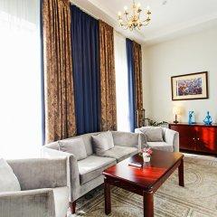 Отель Амбассадор 4* Люкс с различными типами кроватей фото 5