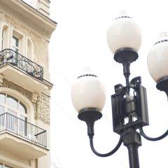 Гостиница Arbat Cinema Hostel в Москве 5 отзывов об отеле, цены и фото номеров - забронировать гостиницу Arbat Cinema Hostel онлайн Москва балкон