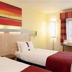 Отель Holiday Inn Express Edinburgh Royal Mile 3* Стандартный номер фото 24