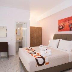 Отель Villa Libertad 4* Стандартный семейный номер с двуспальной кроватью фото 4