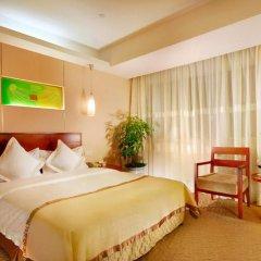 Central Hotel Jingmin 5* Улучшенный номер с различными типами кроватей фото 8