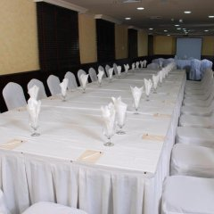 Al Bustan Hotel Flats Шарджа помещение для мероприятий фото 2