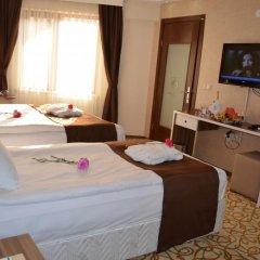 Perama Hotel 3* Стандартный номер с двуспальной кроватью фото 6