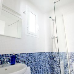 Отель Barceloneta Studios Барселона ванная