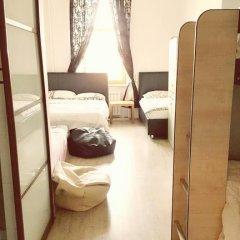 Мини-Отель Катюша Стандартный семейный номер с двуспальной кроватью фото 6