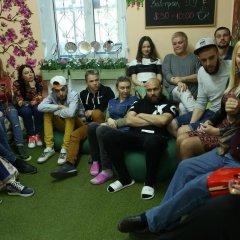 Хостел ARTIST на Курской развлечения