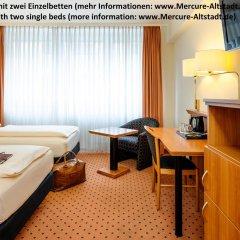 Mercure Hotel München Altstadt 3* Стандартный номер с различными типами кроватей фото 2