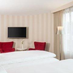 Отель NH Collection Frankfurt City 4* Люкс с различными типами кроватей фото 2