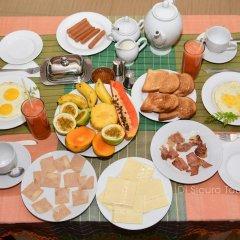 Отель Di Sicuro Inn Шри-Ланка, Хиккадува - отзывы, цены и фото номеров - забронировать отель Di Sicuro Inn онлайн питание