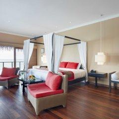 Отель Adaaran Prestige Ocean Villas Мальдивы, Северный атолл Мале - отзывы, цены и фото номеров - забронировать отель Adaaran Prestige Ocean Villas онлайн комната для гостей фото 3